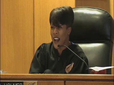 Watch: Judge Rips Into Mother For Allowing Daughter To Be Abused and Killed