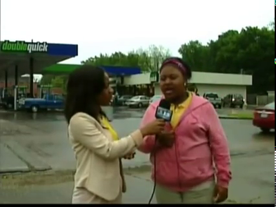 Funniest News Bloopers - Girl Wets Herself During Live Broadcast