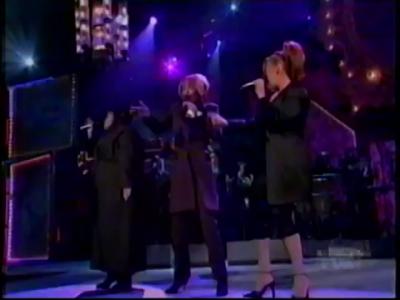 Throwback: That Time Whitney Houston, Faith Evans and Kelly Price Slayed Heartbreak Hotel Live