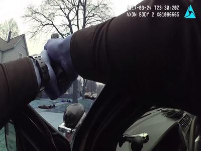 Video Shows Grand Rapids Police Pulling Gun On 5 and 10 Year Olds
