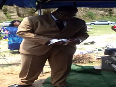 Releasing Dove At Funeral Goes Wrong