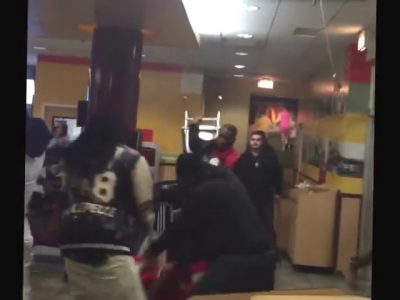 When You Ask For No Onions: Fight Tears Up McDonalds