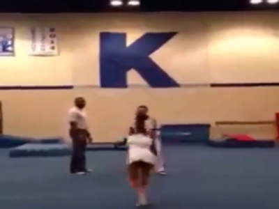 Crazy Gymnastics Tricks