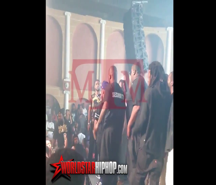 Full Footage Of Plies Getting Body Slammed Shows He Got Some Punches In On The Guy