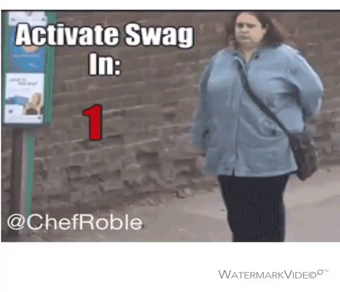 Swag Powers ACTIVATE!