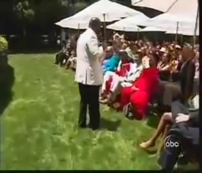 Jesus Shows Up At Oprah's Legends Ball