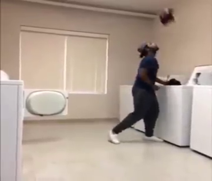 The Laundry Dance