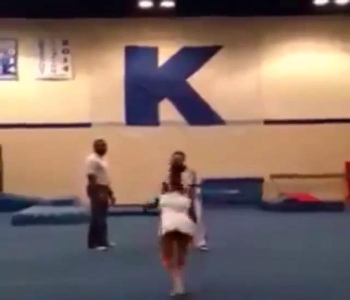 Crazy Gymnastics Tricks