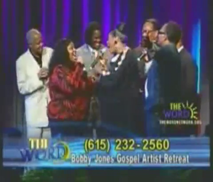 Gospel Smackdown Round 1: Kim Burrell vs Dottie Peoples