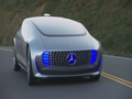 Mercedes-Benz's F 015 Luxury in Motion—in motion in San Fran.