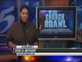Two Woman Fight Over A Man While Church Is Still In Session