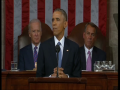 President Obama Off The Cuff Remark: I know because I won both of 'em #SOTU