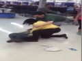 Why We Shop At Target: Fight Pops Off At Walmart!
