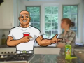 Mr. Clean Always Gets The Job Done